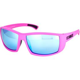 Bliz Drift Brille pink/blau
